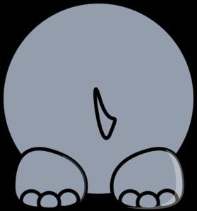 279x299 Hippo Back Clip Art