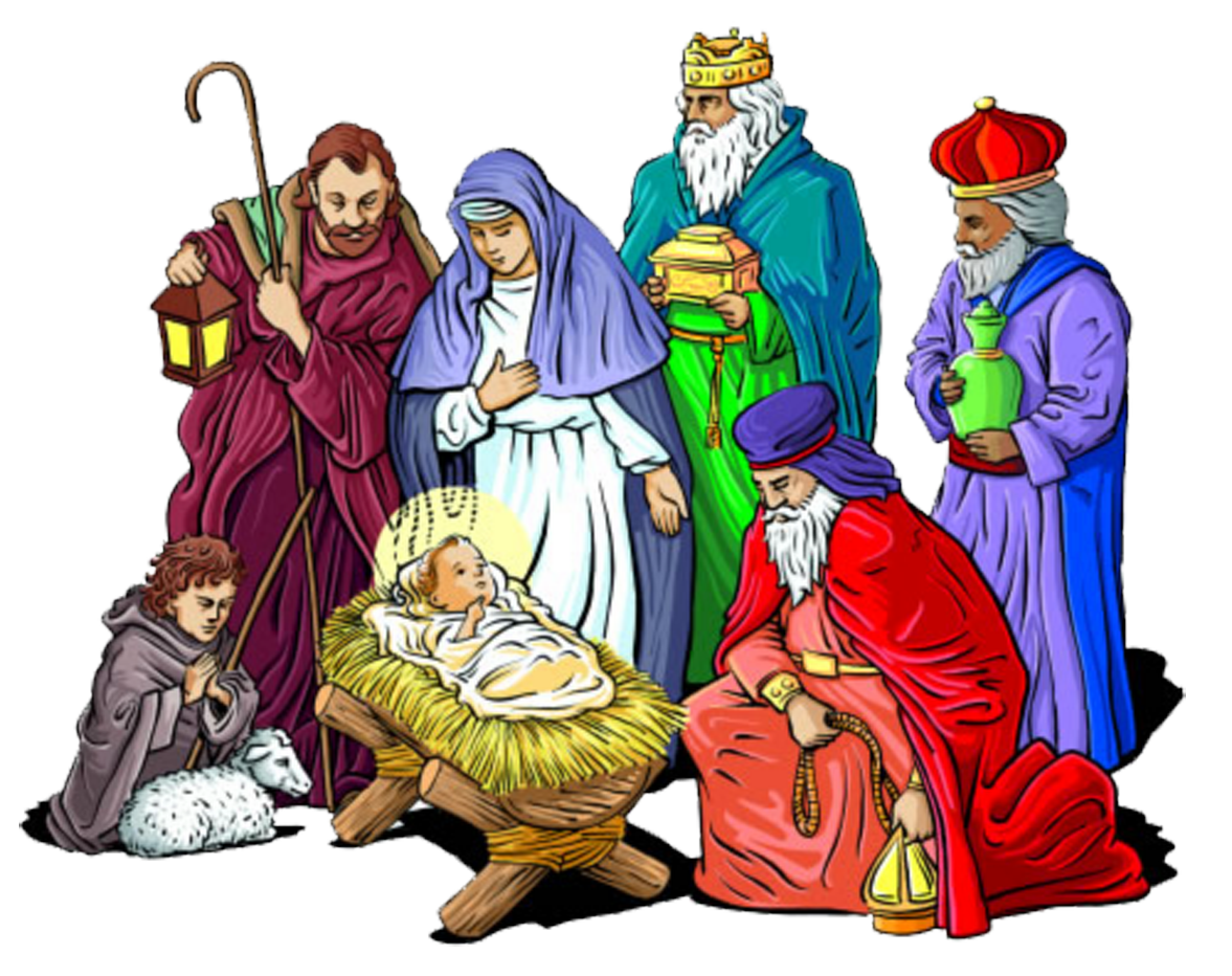 1177x932 Collection Of Christmas Jesus Birth Clipart High Quality