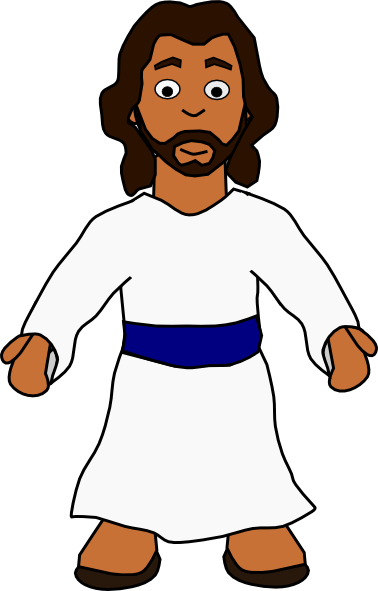 378x591 Picture Of Jesus Clipart
