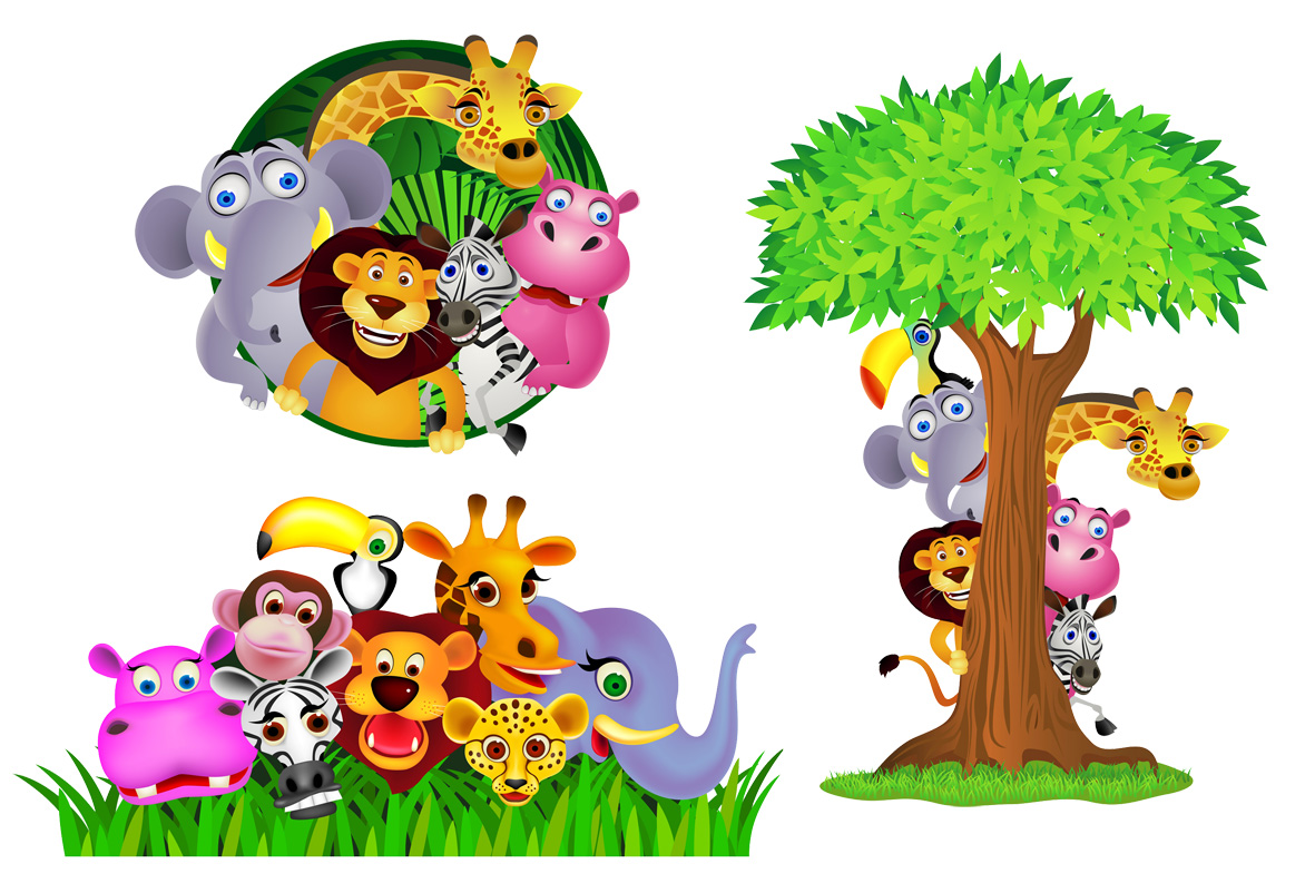 1181x793 Baby Jungle Safari Wallpaper Murals Jungle Wallpaper Murals
