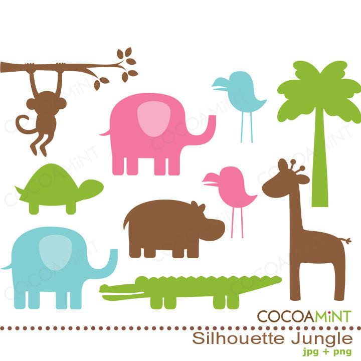 720x720 Clip Art Jungle Zoo Animal Clip Art Zoo Animal Clipart Safari