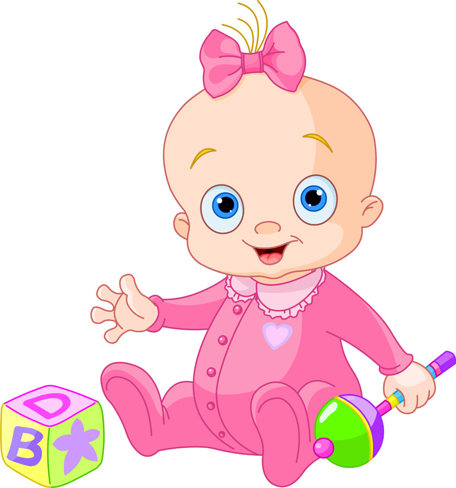 935x1000 Clipart Of Girl Child Kids Clip Art Images