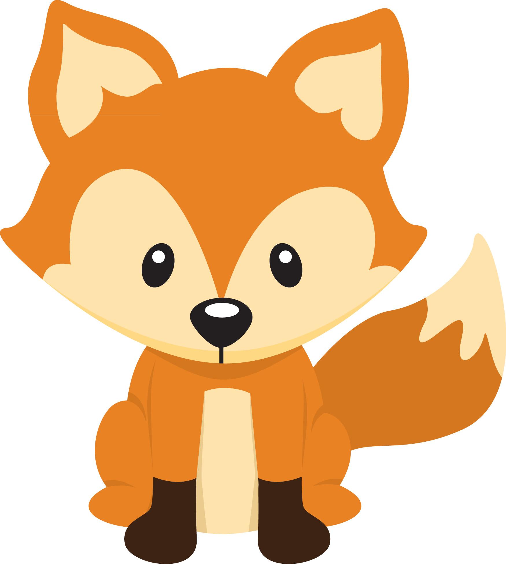 1750x1950 61 Free Fox Clip Art