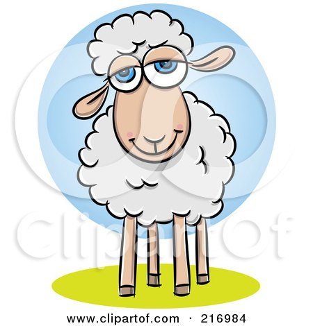 450x470 Royalty Free (Rf) Lamb Clipart, Illustrations, Vector Graphics