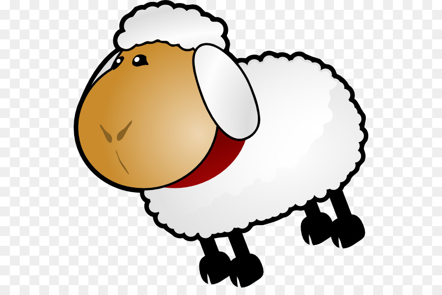 900x600 Sheep Clip Art