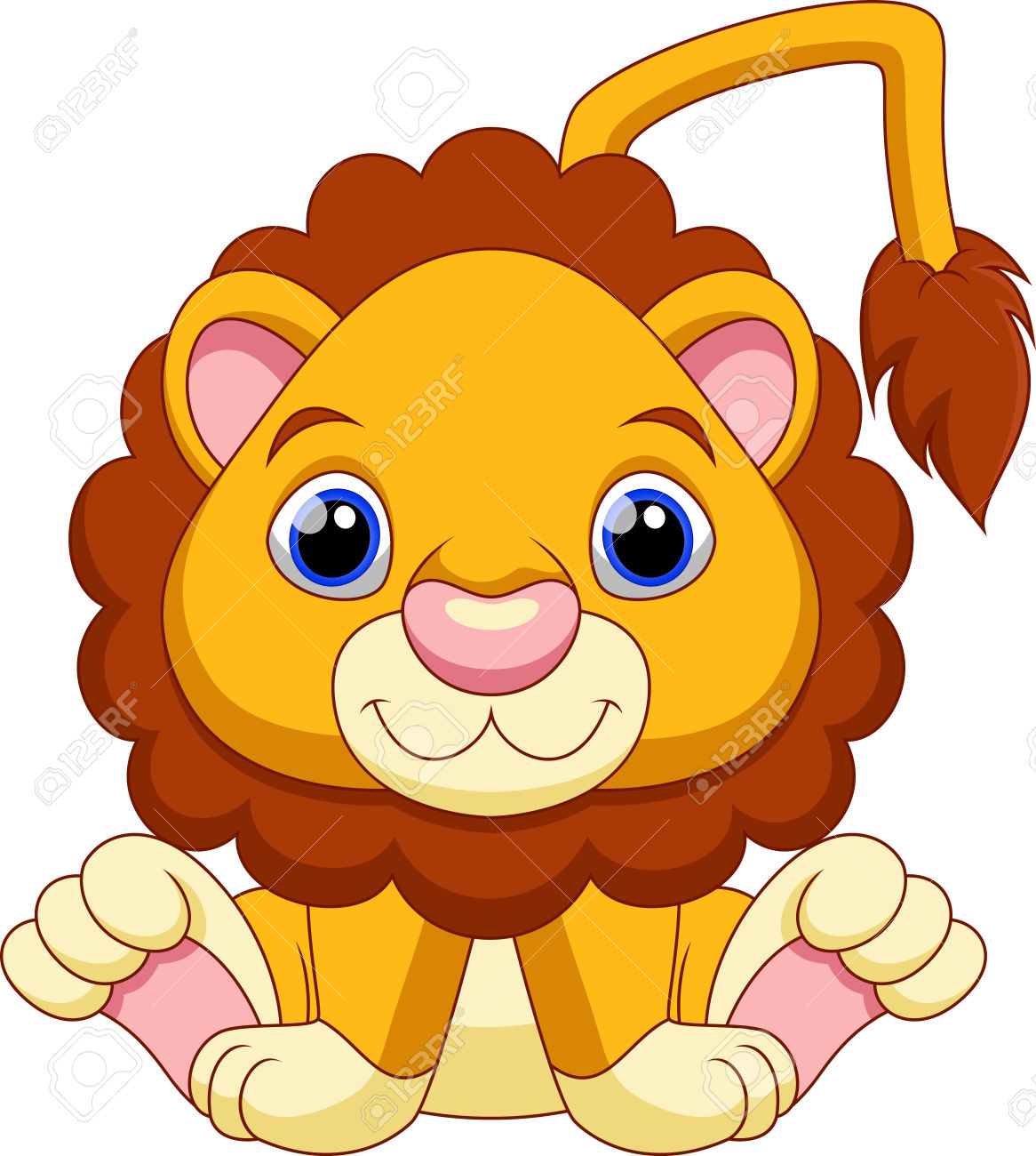1166x1300 Image Of Baby Lion Clipart