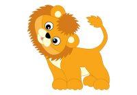 200x140 Baby Lion Clipart Circo Rosa Minus Clip Art Desenhos Ba Lions