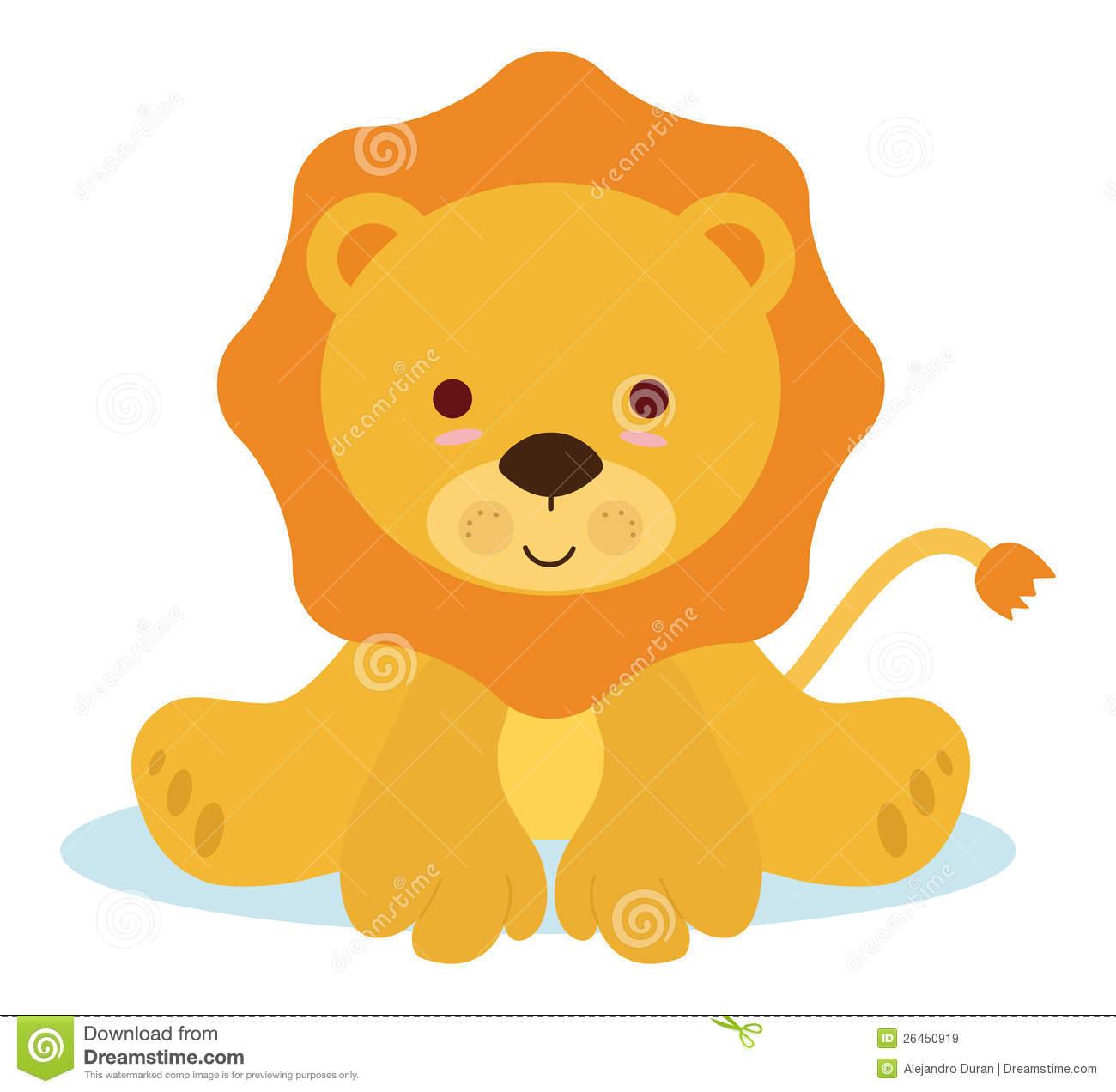 1300x1272 Little Lion Clipart