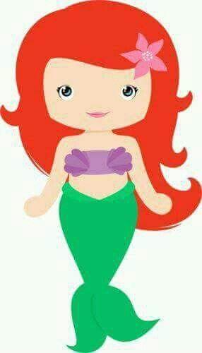 286x500 Pin By Angelica Alcantar On Little Cute Ariel
