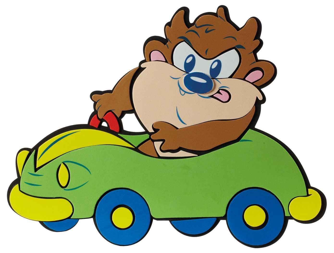 1390x1053 Looney Toons Taz Baby Taz Car Baby Looney