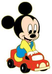 212x300 A Turma Do Mickey Da Disney Fazendo Baby Disney