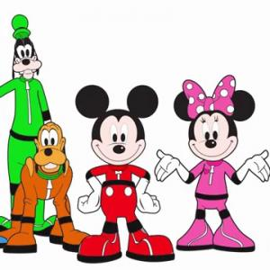 300x300 Mickey Mouse Clubhouse Clip Art Cartoon Mickey Mouse Clipart