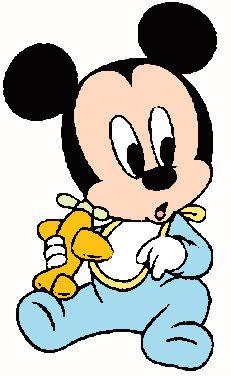 231x376 Desenhos Imprimir Turma Mickey Baby Disney (5)