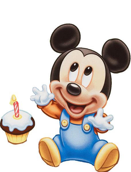 457x600 Cartoon Network Walt Disney Pictures 8 Walt Disney Baby Mickey