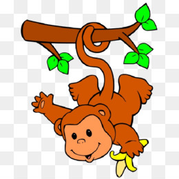 260x260 Baby Monkeys Clip Art