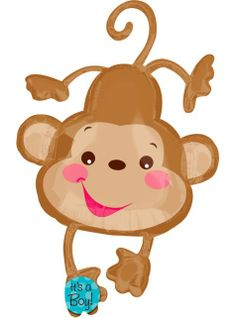 236x318 Monkey Clipart For Baby Shower Baby Shower Monkey Clipart 3