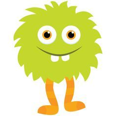 236x236 Baby Monster Clipart