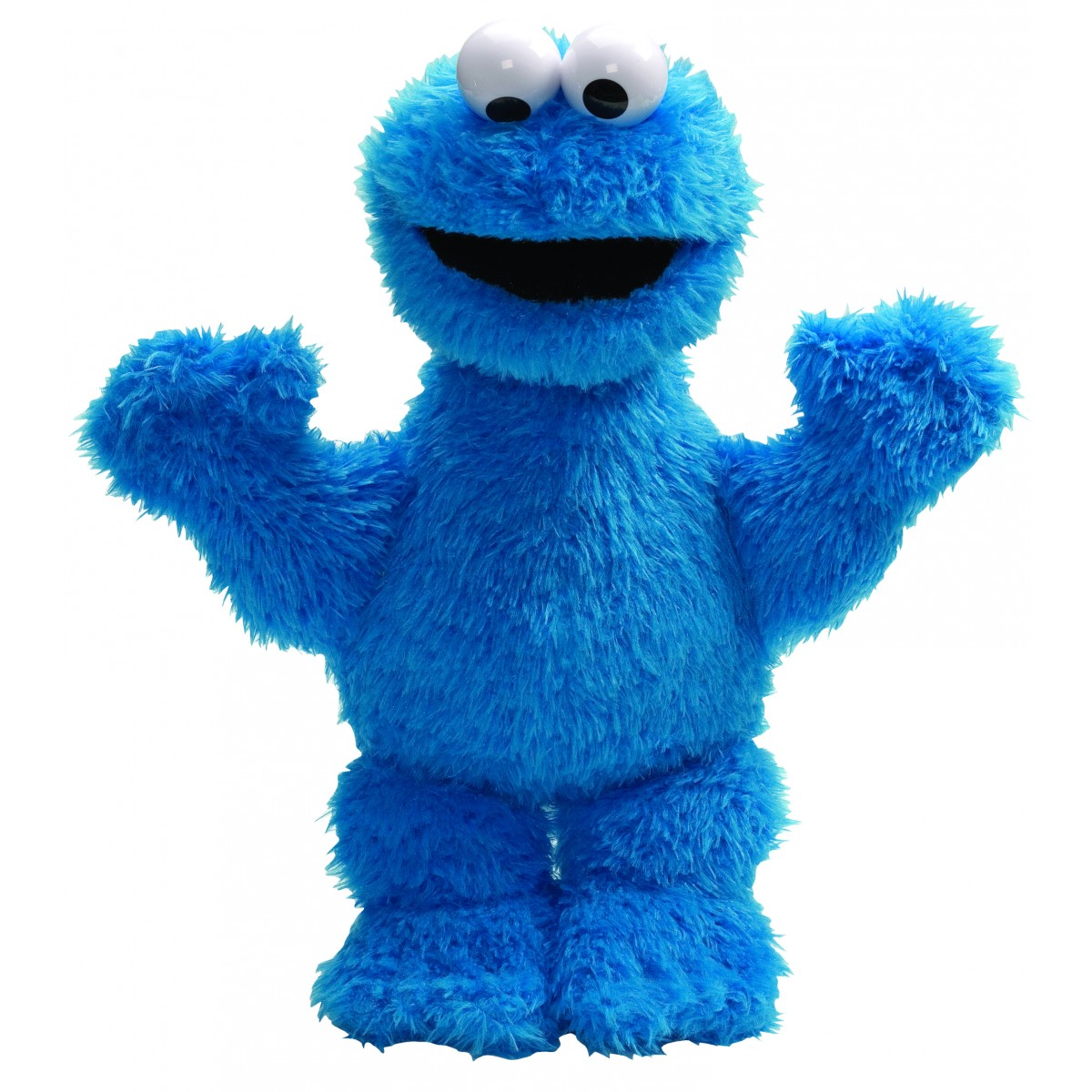 1200x1200 Free Cookie Monster Clipart Image