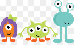 260x160 Monster Png And Psd Free Download