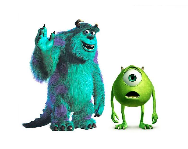 783x620 Monsters Inc Clip Clipartlook