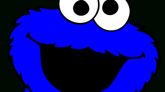 570x320 Baby Cookie Monster Drawing Baby Cookie Monster Sitting Coloring