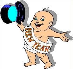 238x225 Free New Year Baby Clipart