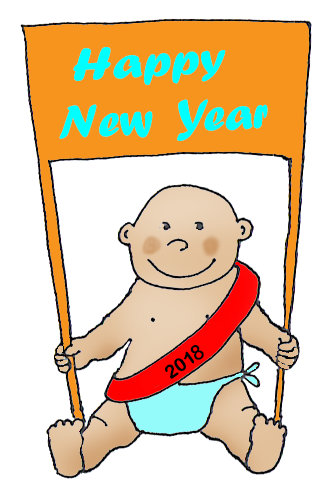 330x483 New Years Clipart