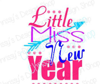 340x270 Baby's First New Years Svg File Happy New Year Svg New Year