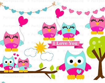 340x270 Owl Clipart Cute Owl Clip Art Set Baby Clipart Set Owl Clip