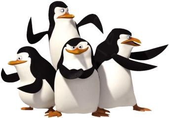 Baby Penguin Clipart