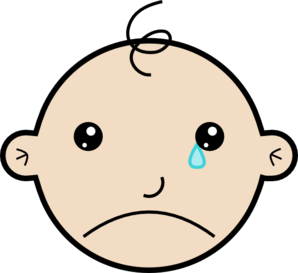 298x273 Baby Crying Clip Art