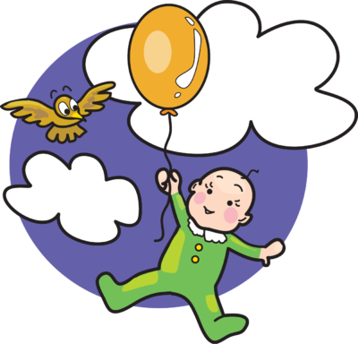 400x384 Image Balloon Baby Baby Clip Art