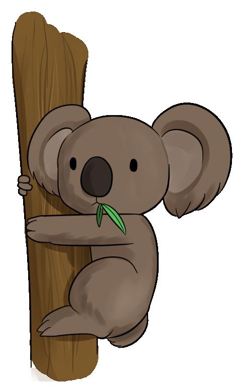 486x768 Baby Clipart Koala Bear