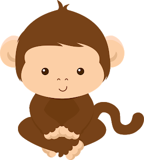 288x320 Jungle Babies Clip Art. Oh My Baby!