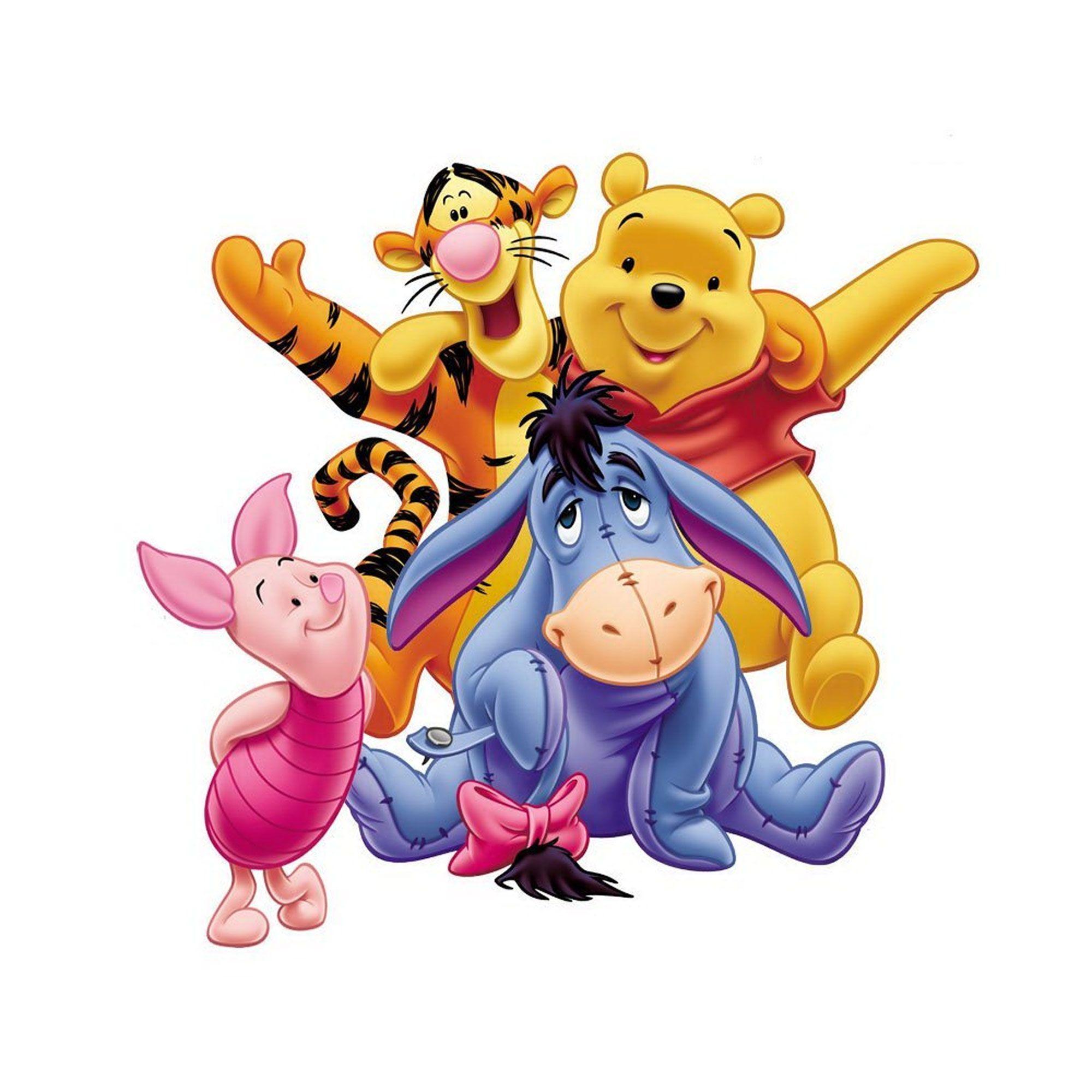 2000x2000 Pin By Sz. On Winnie The Pooh (Friends)
