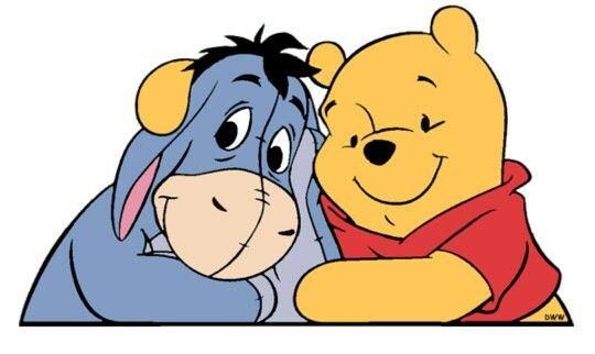 540x322 Pooh Amp Eeyore) Winnie The Pooh Eeyore