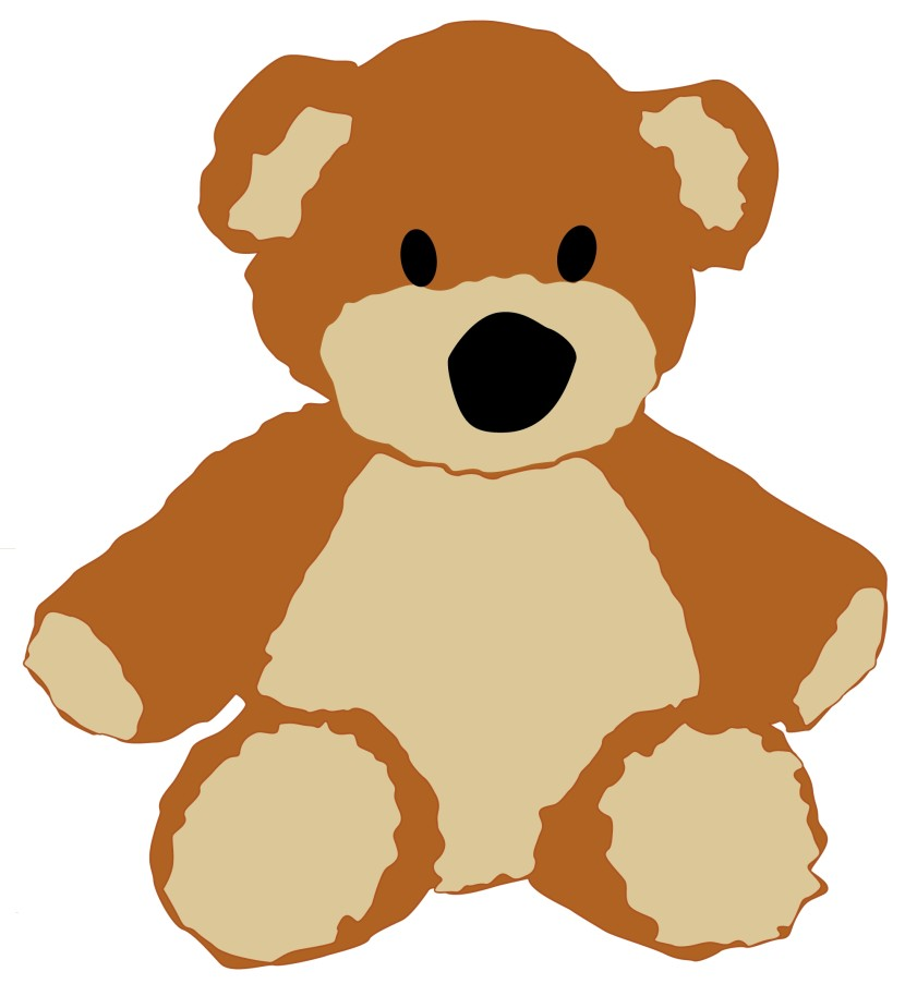 830x914 Teddy Bear Clip Art Free Collection Download And Share Teddy