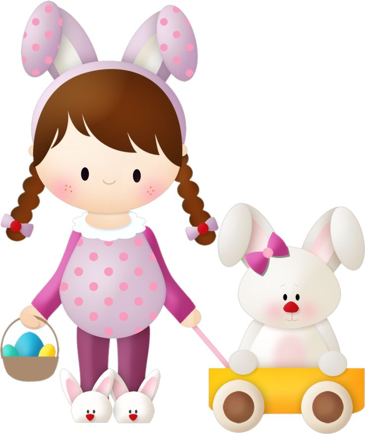 736x877 579 Best Easter (Clip Art) Images On Bunnies, Clip Art
