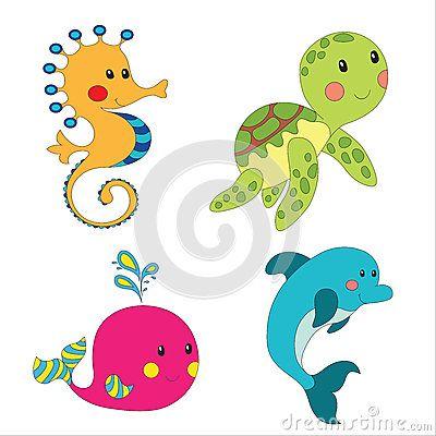 400x400 24 Best Underwater Party Images On Del Mar, Cartoon