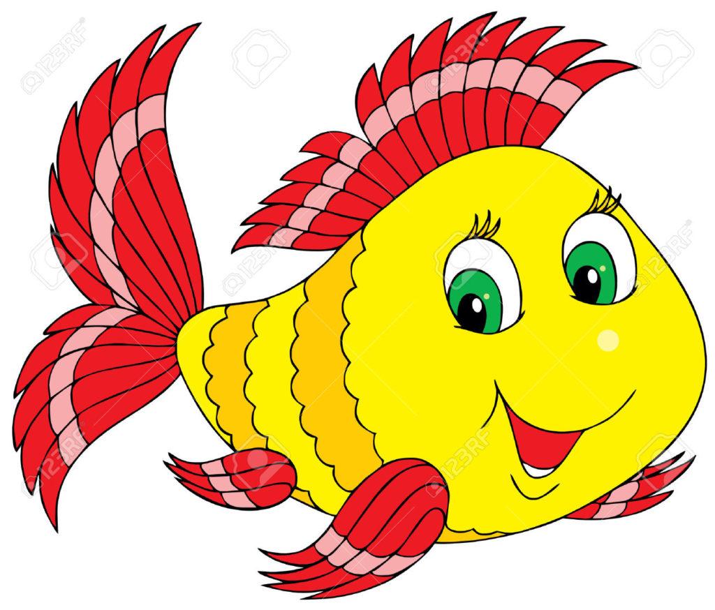 1024x874 Sea Animals Clipart Baby 59 Fish Yanhe Clip Art