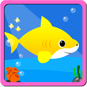 Pinkfong Baby Shark Family Coloring Pages