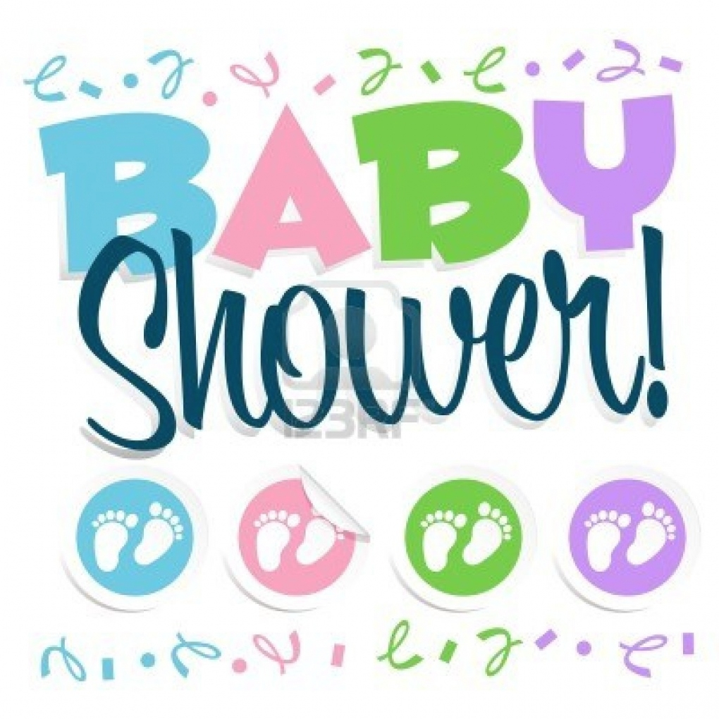 1020x1020 Cool Baby Shower Clipart Free Collection In Fresh Free Baby Shower