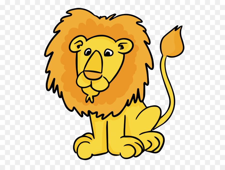 900x680 Lion Clip Art