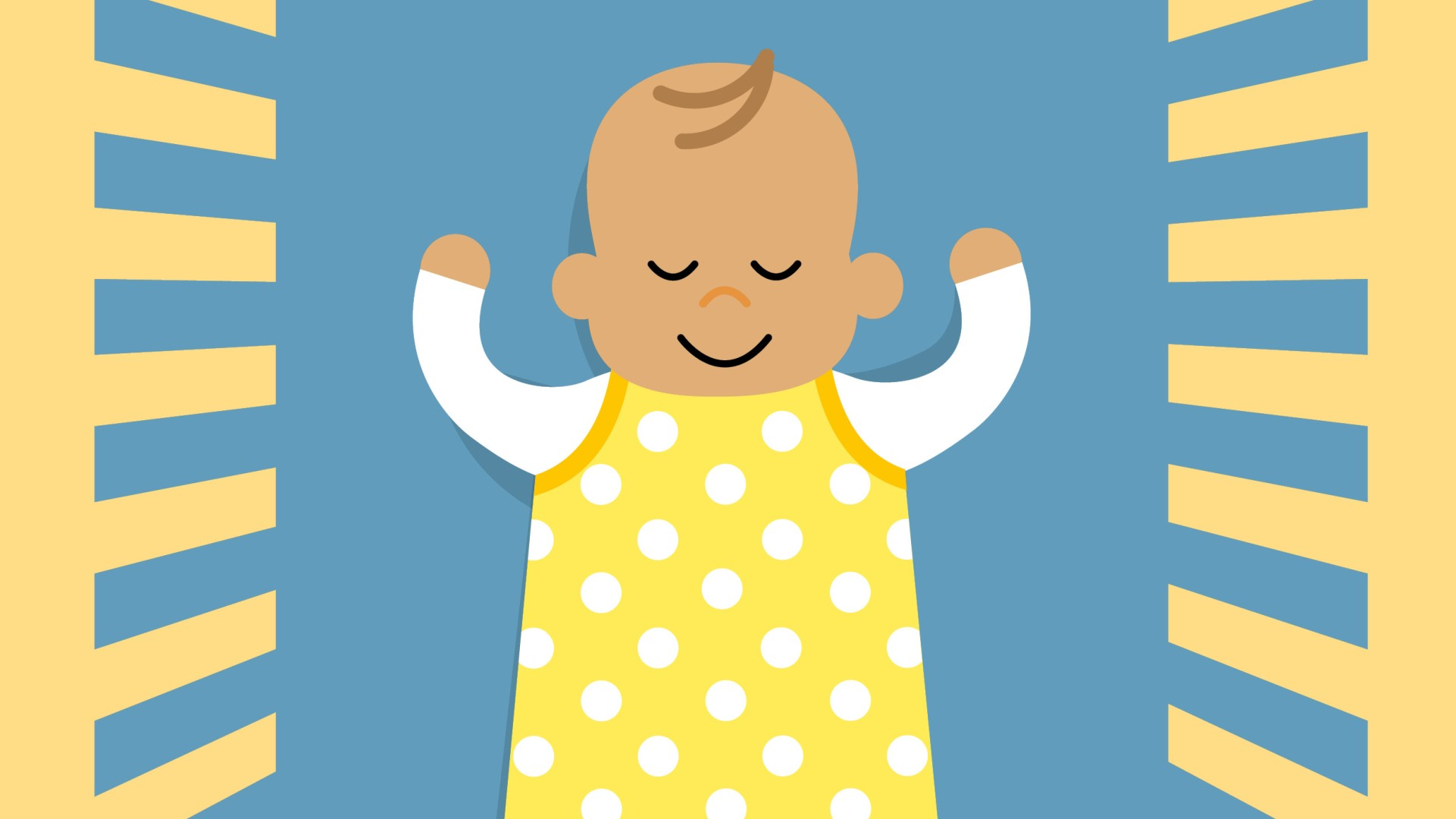 1921x1080 Collection Of Baby Sleeping On Back Clipart High Quality