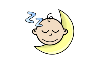 300x229 Sleeping Baby Clip Art Sleeping Ba Clip Art
