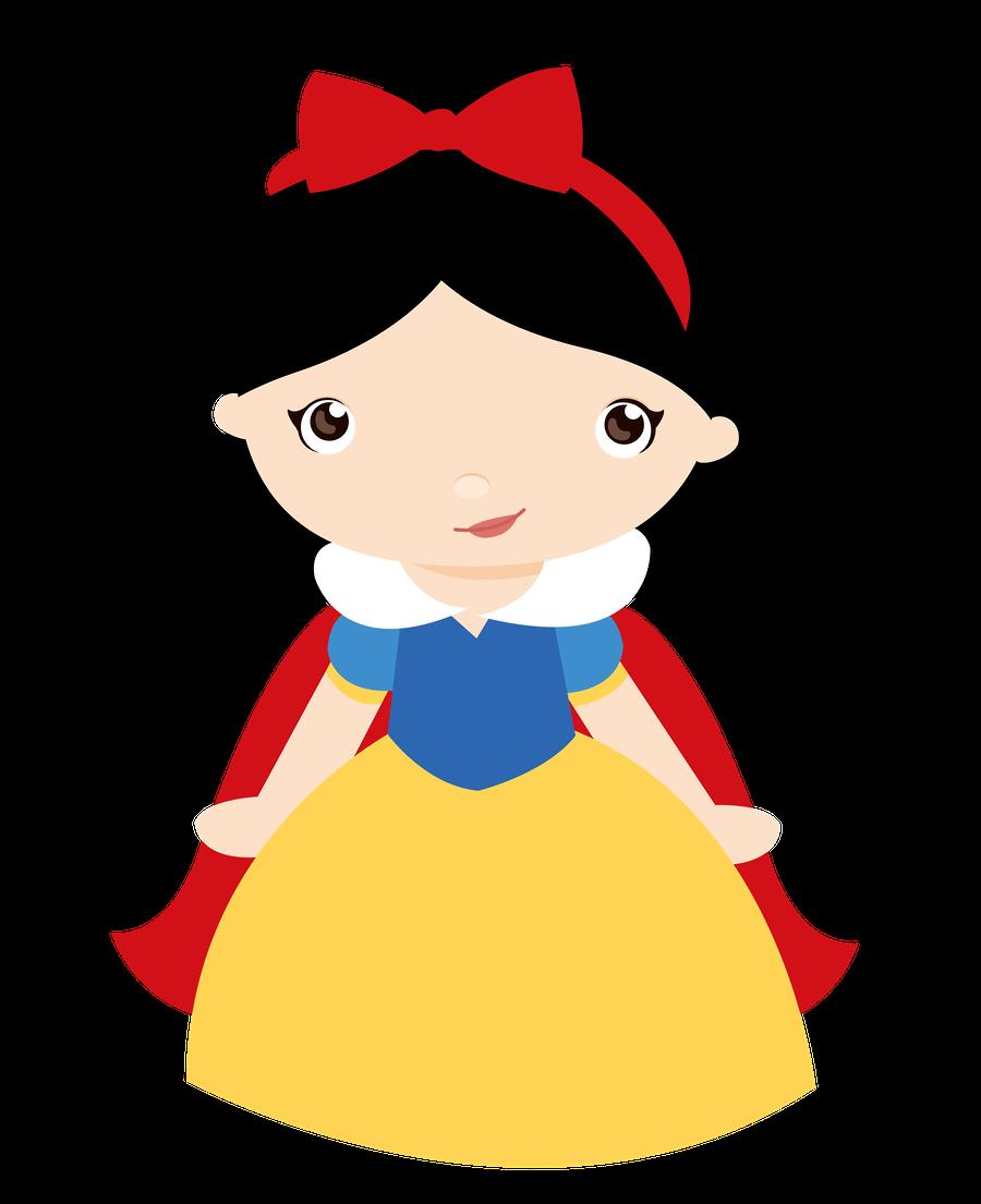 900x1105 Snow White Baby Clip Art. Oh My Baby!