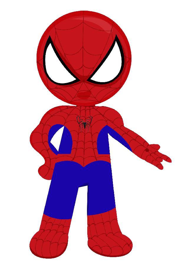 614x900 Clipart Spiderman Clip Art 2 Spiderman Clipart Border