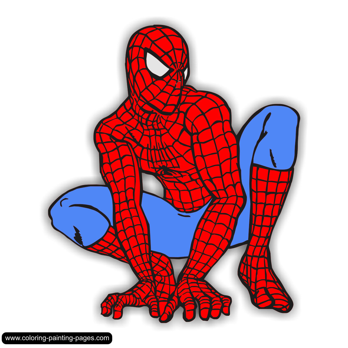 Baby Spiderman Clipart At Getdrawings Com Free For