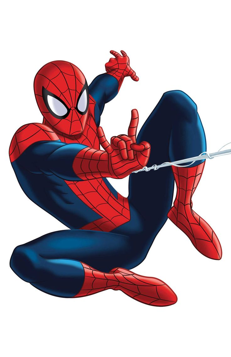Baby Spiderman Clipart At Getdrawingscom Free For Personal Use