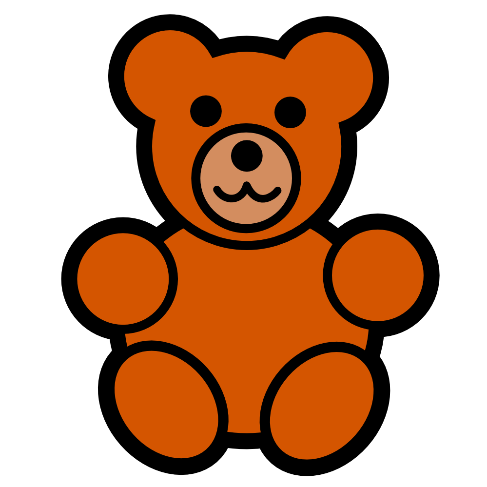 baby teddy bear clipart at getdrawings com free for personal use rh getdrawings com clipart bear and books clip art bear silhouette